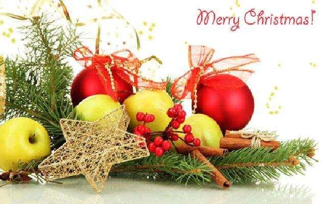 厨娘物语:星空水果圣诞树