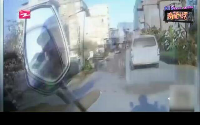 任性的司机:男子醉驾疯狂逃窜  交特警围堵擒获