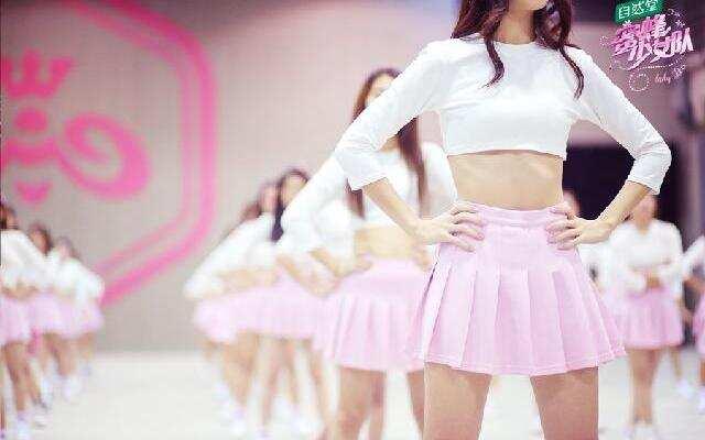 《蜜蜂少女队》蜜蜂少女舞蹈组考核
