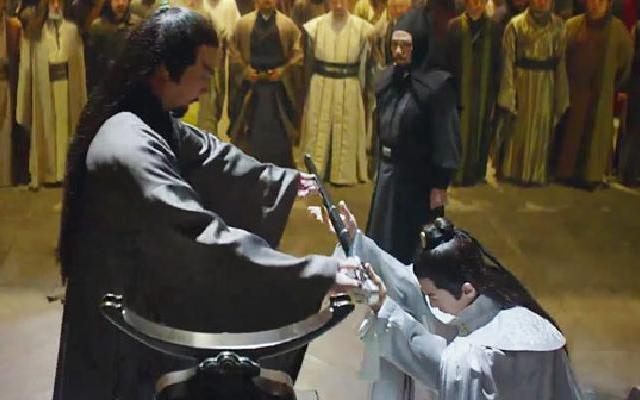 """《三少爷的剑》先行预告:林更新接班演""""剑神"""""""