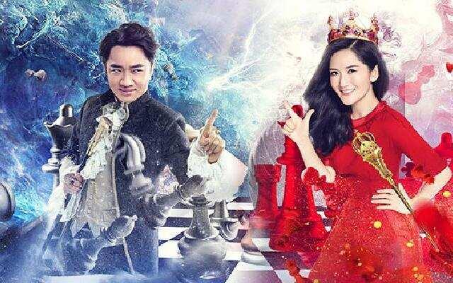 《王牌对王牌》新版宣传片:谢娜王祖蓝对战男神女神齐聚一堂