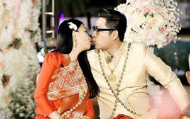 第二季《一路上有你》明星夫妻过老挝传统婚礼