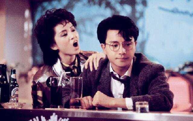 """《缘份》预告片之张国荣梅艳芳""""再续前缘"""""""