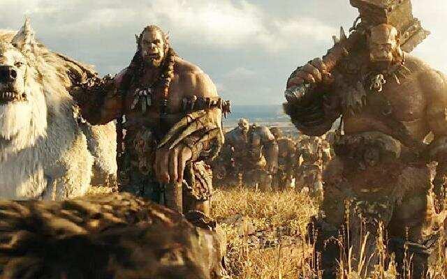 《魔兽》电影预告片:部落打响生存之战