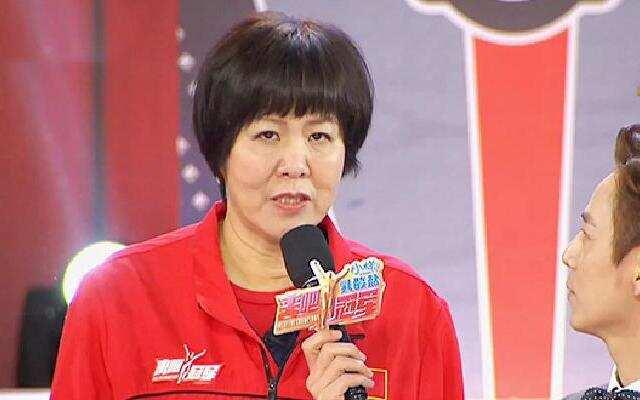 《来吧冠军》郎平赞终结队是可爱演员