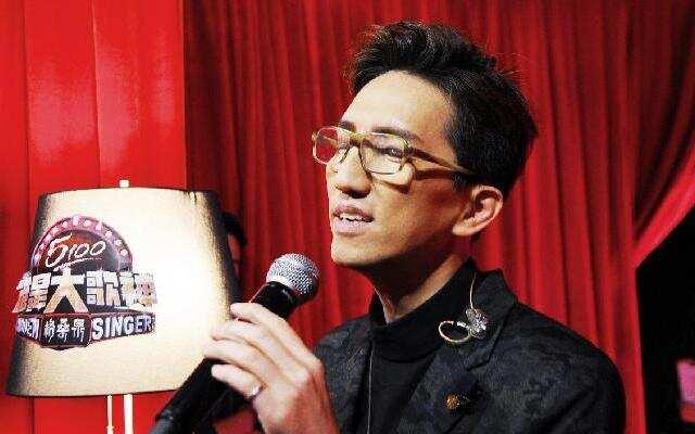 《谁是大歌神》林志炫未出场直接开唱