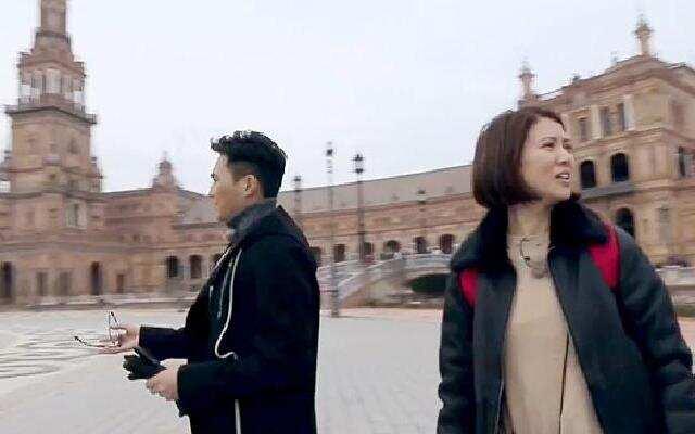 第二季《一路上有你》第6期预告:明星夫妻被遗弃在马德里街头