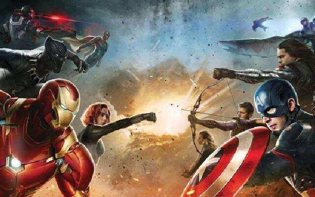 《美国队长3》口碑版预告片:英雄大战一触即发