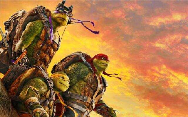 《忍者神龟2:破影而出》预告片之神龟必杀技炫酷来袭