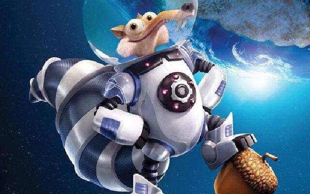 """《冰川时代5:星际碰撞》预告片之搞笑与灾难一同""""回归"""""""