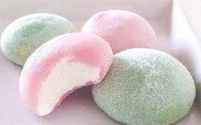 自制雪糕糯米糍 冰凉整个夏天