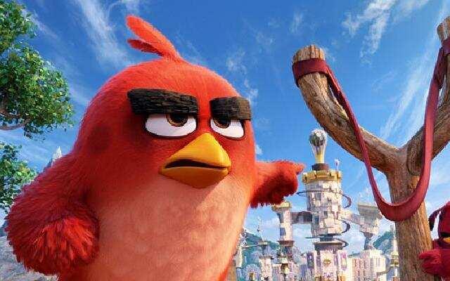 愤怒的的小鸟  胖红环游世界版