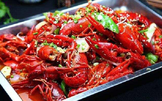 速炒口水虾的做法 好吃又易做