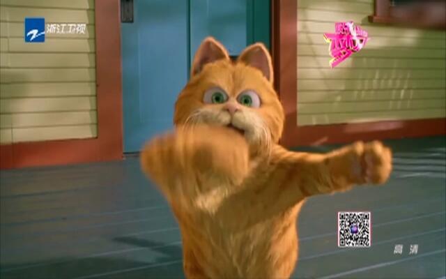 时隔10年  《加菲猫》重返大银幕