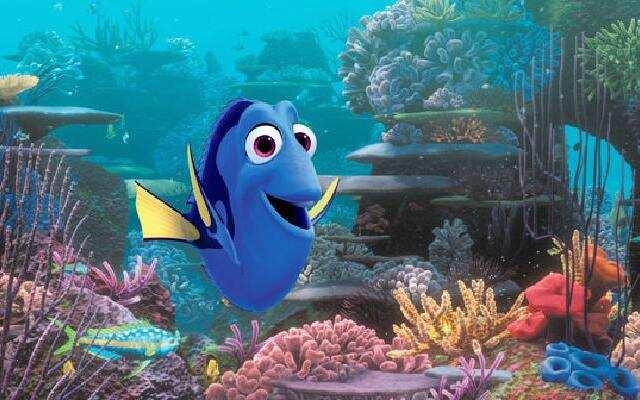 《海底总动员2:多莉去哪儿》中国预告片