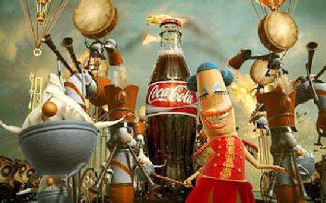 可乐的6种高能新喝法