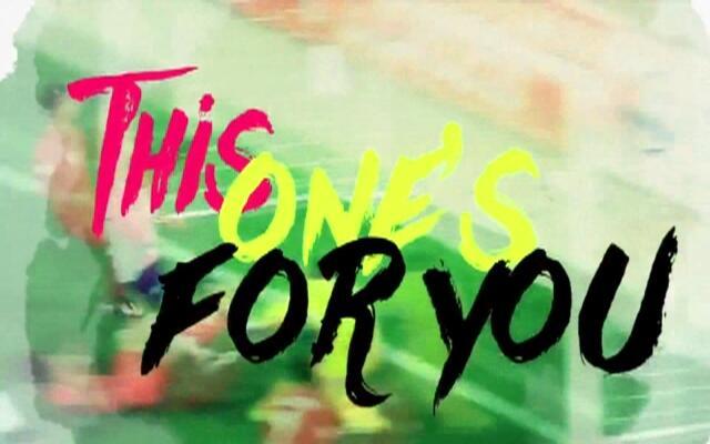 2016欧洲杯主题曲《This One's For You》MV
