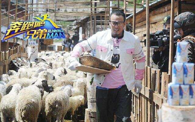 第四季《奔跑吧兄弟》第10期:跑男团草原农家乐大狂欢 杨坤当选抓鸡小能手