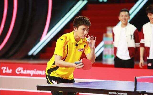 《来吧冠军》趣味乒乓贾乃亮游乐园一哥重出场