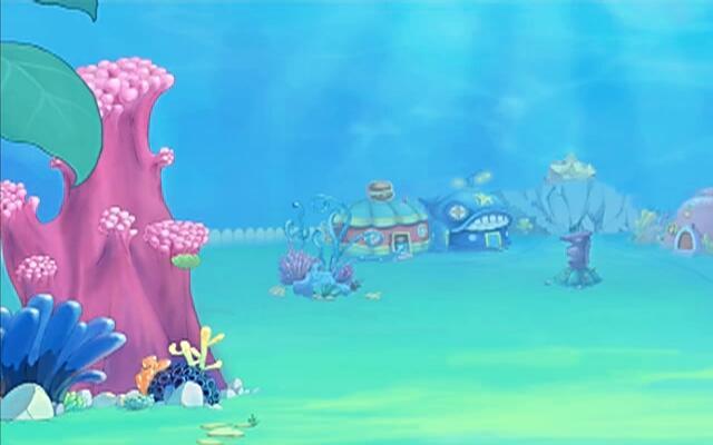 蓝巨星和绿豆鲨 第60集