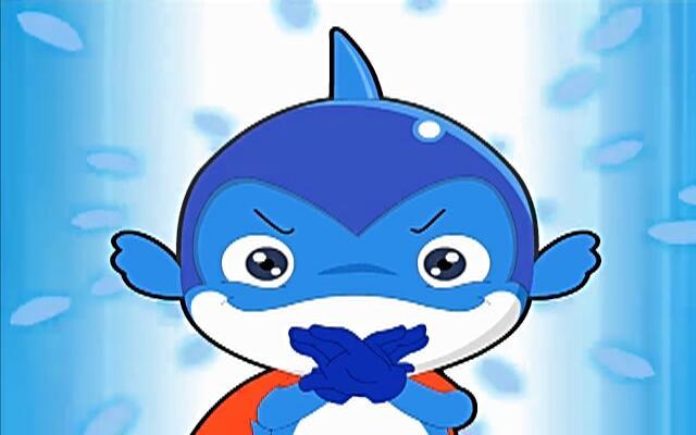 蓝巨星和绿豆鲨 第22集