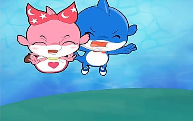 蓝巨星和绿豆鲨 第93集