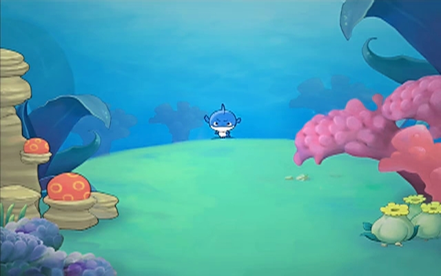蓝巨星和绿豆鲨 第8集