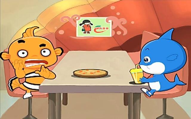 蓝巨星和绿豆鲨 第9集