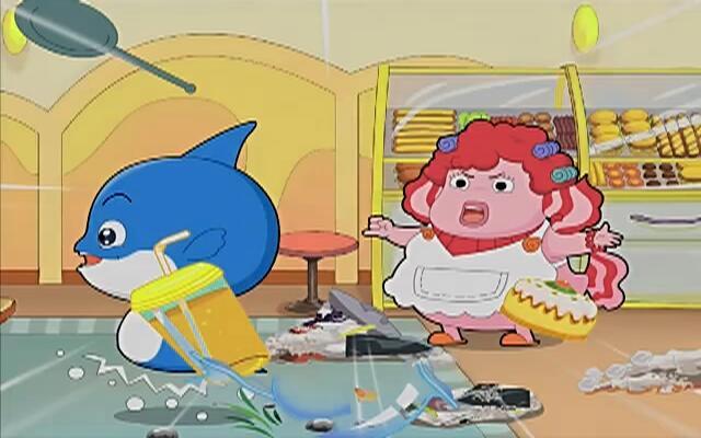 蓝巨星和绿豆鲨 第47集