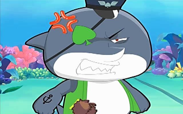蓝巨星和绿豆鲨 第52集