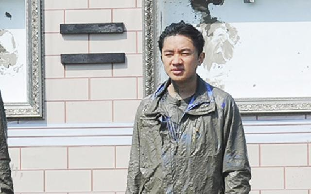 第四季《奔跑吧兄弟》王祖蓝回顾:为什么第四季还是这么背