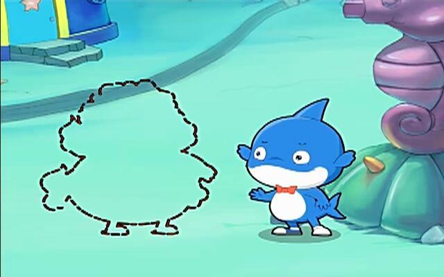 蓝巨星和绿豆鲨 第16集