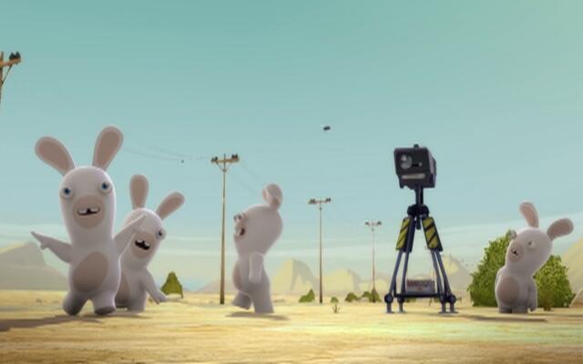 疯狂的兔子 第一季 第17集