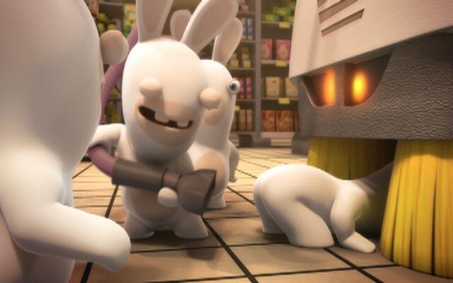 疯狂的兔子 第一季 第10集