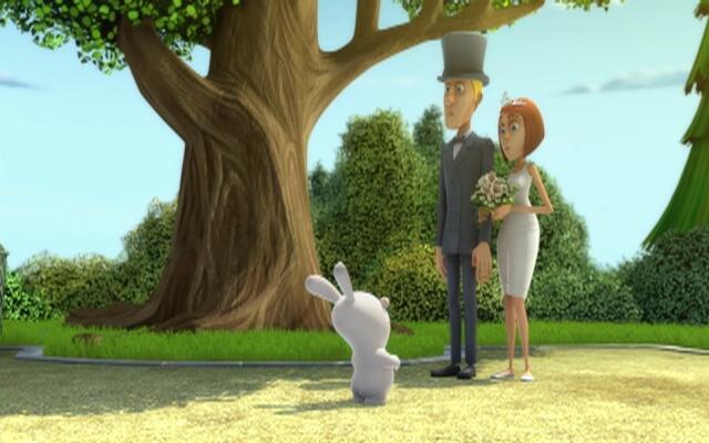 疯狂的兔子 第一季 第13集