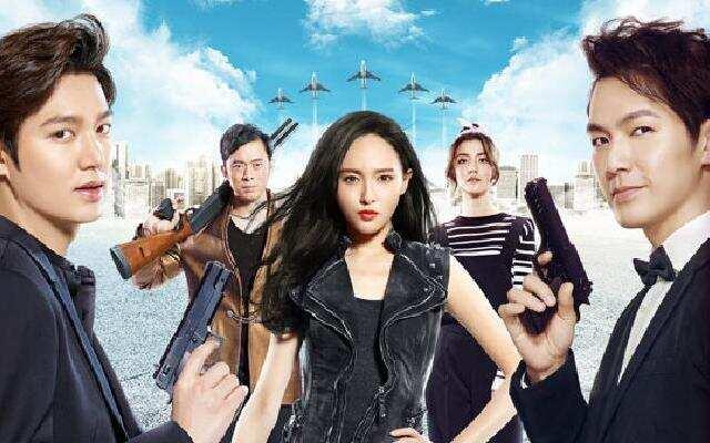 《赏金猎人》预告片之钟汉良李敏镐中韩男神玩自拍