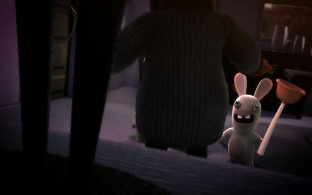 疯狂的兔子 第一季 第4集