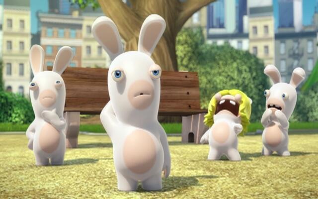 疯狂的兔子 第一季 第16集