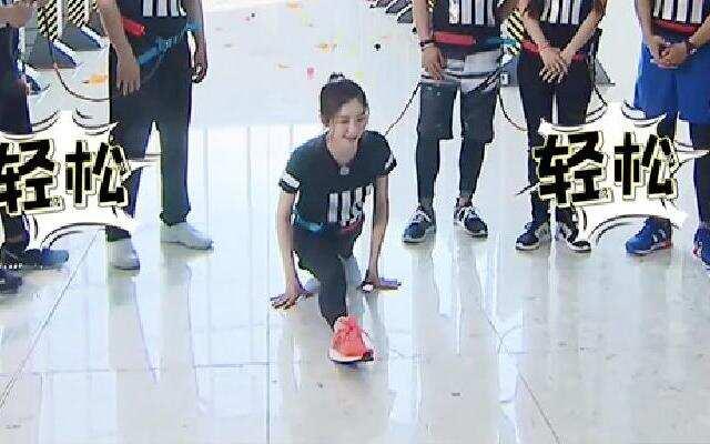 江疏影曾练过艺术体操