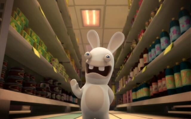 疯狂的兔子 第一季 第19集
