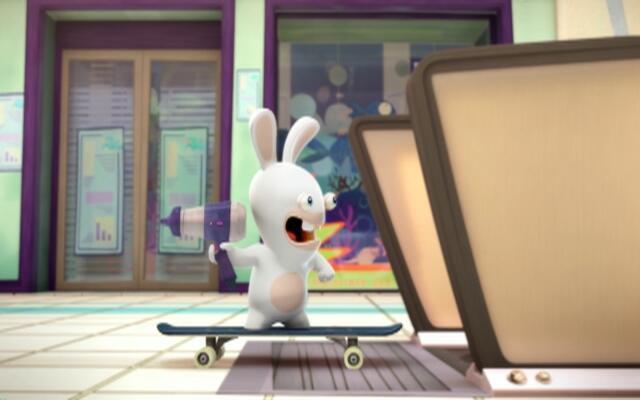 疯狂的兔子 第一季 第20集