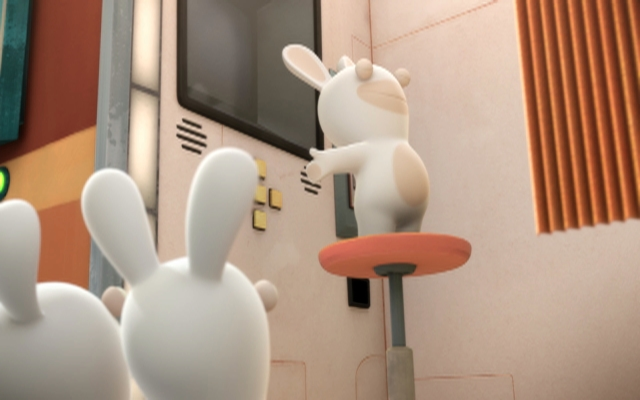 疯狂的兔子 第一季 第15集