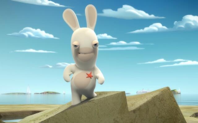疯狂的兔子 第一季 第3集