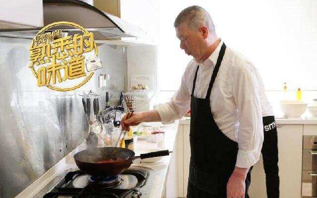 《熟悉的味道》第2期:冯小刚烹制神秘大餐 携徐帆重返结婚圣地