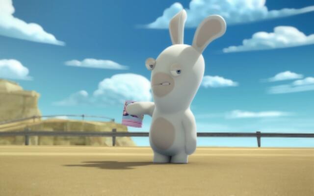 疯狂的兔子 第一季 第24集