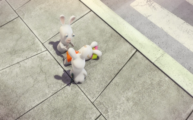 疯狂的兔子 第一季 第39集