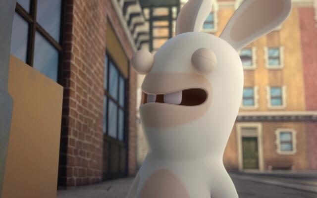 疯狂的兔子 第一季 第33集