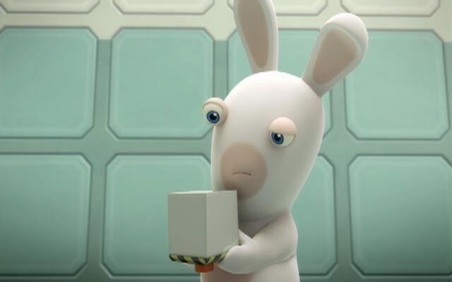 疯狂的兔子 第一季 第35集