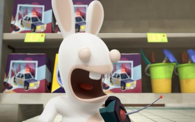 疯狂的兔子 第一季 第31集