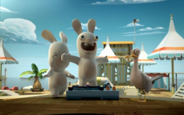 疯狂的兔子 第一季 第29集